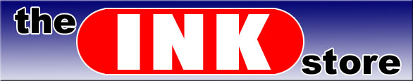 The INK Store website logo